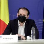 Florin Cîțu și-a amintit de certificatul verde când a realizat că pandemia nevaccinaților face ravagii
