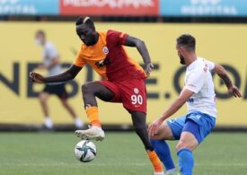 Farul Constanța, victorie în amicalul cu Galatasaray
