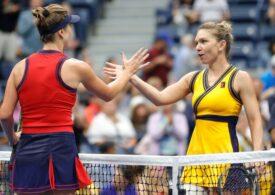 Elina Svitolina, cuvinte de laudă la adresa Simonei Halep după victoria sa în fața româncei la US Open