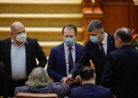 Zeci de parlamentari resping orice înțelegere cu PSD: Soluția cea mai bună e continuarea colaborării cu USR PLUS