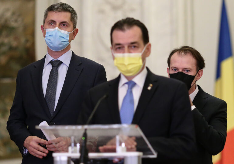 Iadul PNL și pseudo-raiul coaliției