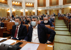 Ciolacu se laudă cu depolitizarea CCR și Fără penali: Am ajuns noi, PSD, să punem reformele necesare