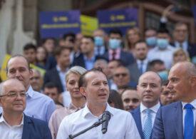 Reacție inedită la demiterea unui nou ministru USR-PLUS: Plăcuță suedeză pentru Florin Cîțu