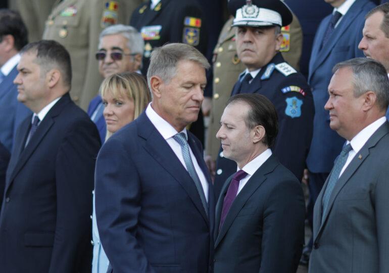 Alegerile din PNL trec, Iohannis rămâne