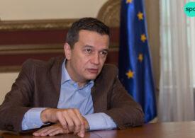 Sorin Grindeanu: PSD va vota moțiunea cu bilele la vedere. Minimum 156 de voturi. Am un semn de întrebare privind USR PLUS
