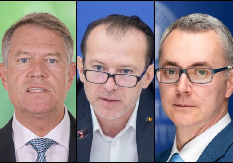 USR și imposibila alegere: bate palma cu PSD și AUR să-l dea jos pe Cîțu sau rămâne în Guvern și-l pierde și pe Drulă
