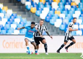 Juventus, învinsă și de Napoli, are un start de sezon catastrofal în Serie A