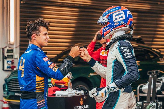 Lando Norris a reuşit primul său pole position din Formula 1