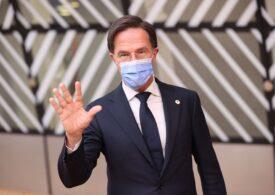 Poliţia olandeză se teme că premierul Mark Rutte poate fi răpit sau atacat de către traficanţi de droguri