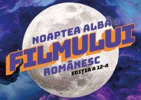 Noaptea Albă a Filmului Românesc: Peste 40 de filme în 15 locuri din Bucureşti şi Cluj