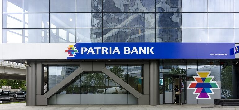 Patria Bank lansează Patria de Oriunde