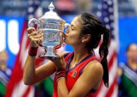 Lovitură financiară dată de Emma Răducanu la US Open, după primul trofeu de Mare Șlem din carieră, la doar 18 ani