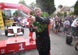 Un francez e noul campion la Super Rally România