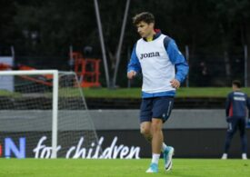 Naționala României a pierdut încă un jucător: A fost testat pozitiv cu Covid-19