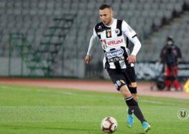 Un fost atacant al lui Dinamo și-a anunțat retragerea
