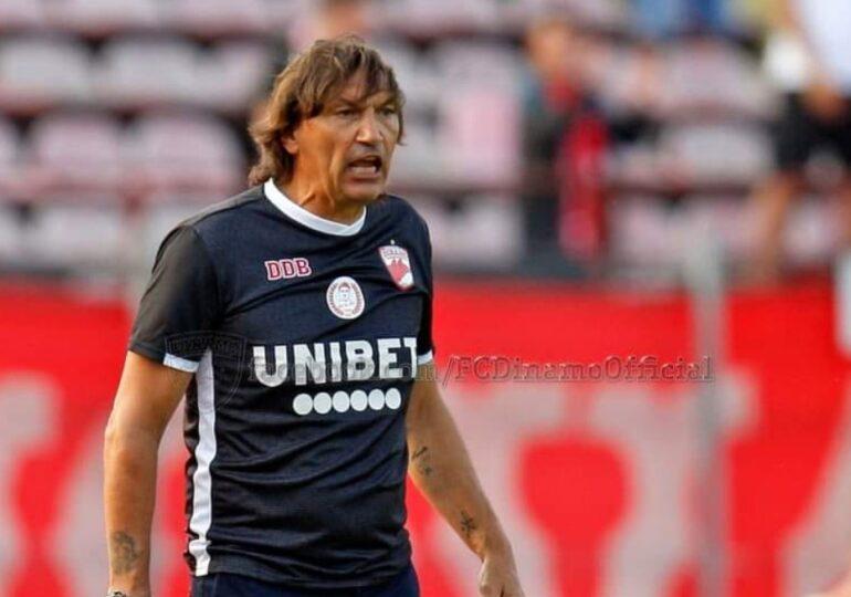 Dinamo, dată în judecată de fostul antrenor