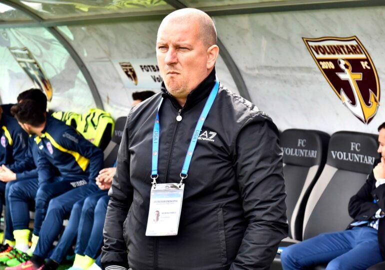 Ionuț Chirilă, noul antrenor al unei echipe din Liga 1