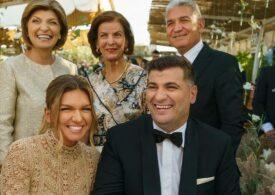 Simona Halep, primele declarații după nuntă