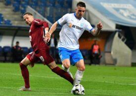CFR Cluj obține prima victorie de la venirea lui Dan Petrescu