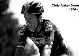 Fostul mare ciclist Chris Anker Sorensen a murit la doar 37 de ani
