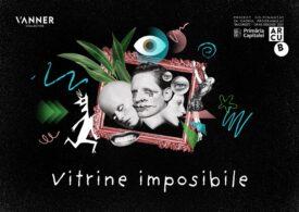 Vitrine Imposibile, instalație performativă care va putea fi văzută la București