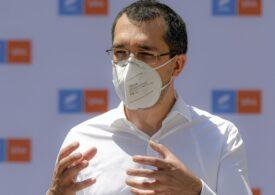 """Vlad Voiculescu: Pariul lui Klaus Iohannis și Florin Cîțu a fost că valul 4 nu va veni, iar vaccinarea va fi un succes <span style=""""color:#ff0000;font-size:100%;"""">Interviu video</span>"""