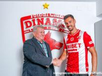 Dinamo a transferat un jucător trecut pe la Porto și Sporting Lisabona