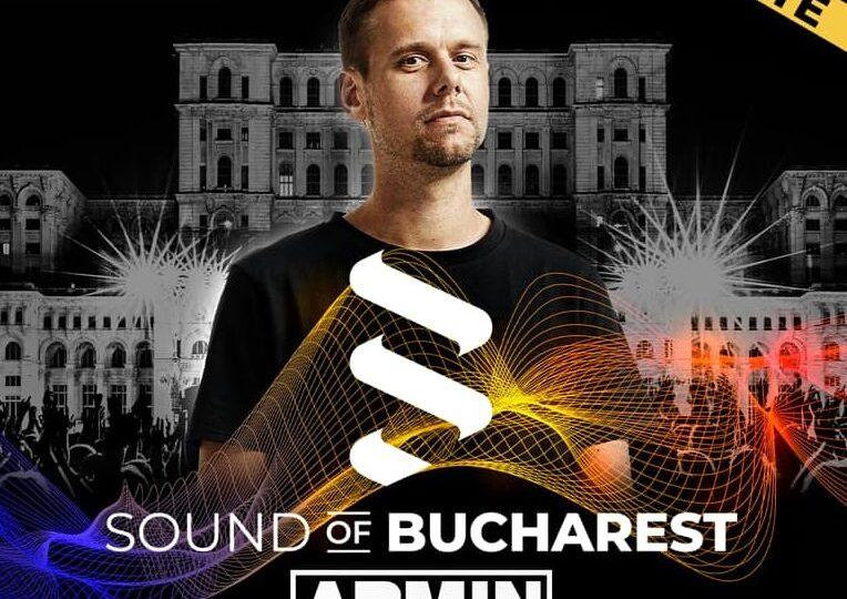 Armin van Buuren și-a anulat concertul de la București din cauza restricțiilor legate de pandemie