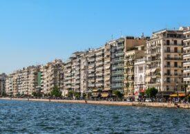 Grecia impune restricţii în Salonic, al doilea oraş ca mărime al țării