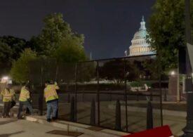 Măsuri sporite de securitate la Capitoliu, înainte de o manifestaţie a susţinătorilor lui Trump