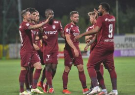 Liga 1 | CFR Cluj se întoarce cu trei puncte de la Arad