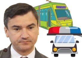 Chirica pune polițiști la intersecțiile din Iași, să poată trece tramvaiul. USR PLUS: Râd şi dictatorii din lumea a treia