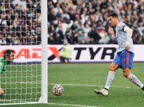 Cristiano Ronaldo impresionează și la 36 de ani: Cu ce viteză a fost înregistrat în timpul meciului cu West Ham