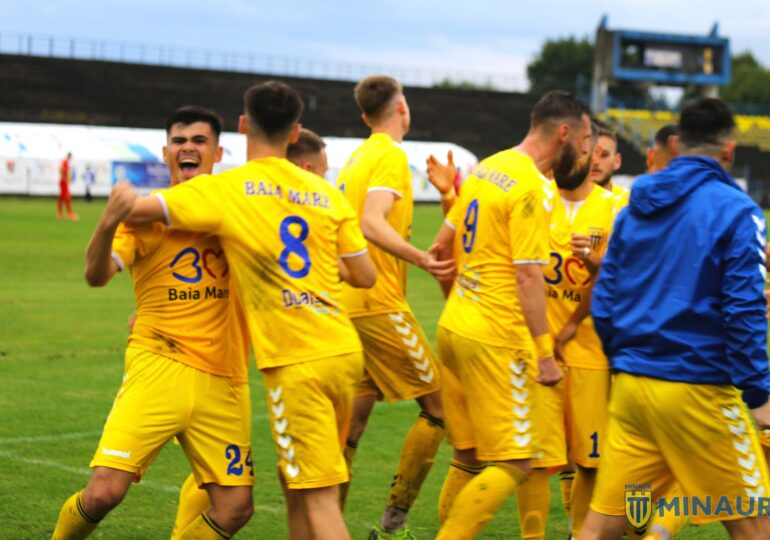 Surpriză în Cupa României: O echipă din Liga a 3-a s-a calificat în optimi