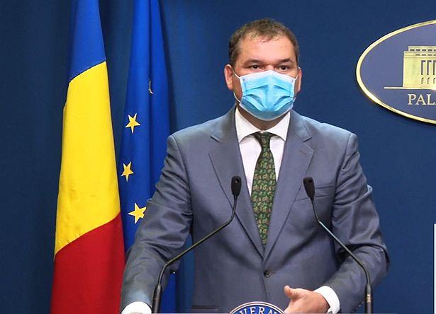 Ministrul Cseke Attila se așteaptă ca numărul bolnavilor Covid la ATI să treacă în curând de 1.500. Peste 100 dintre ei ar putea fi copii