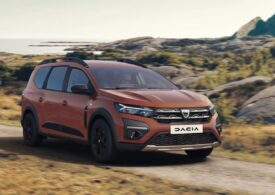 Dacia a prezentat modelul Jogger (Video)