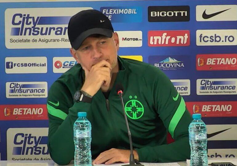 Edi Iordănescu a anunțat cine va fi căpitanul FCSB în următoarea perioadă: Fanii aveau alt favorit