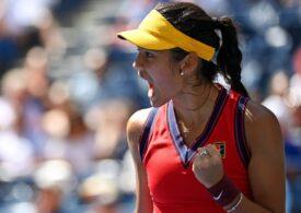 Emma Răducanu s-a calificat în semifinale la US Open 2021