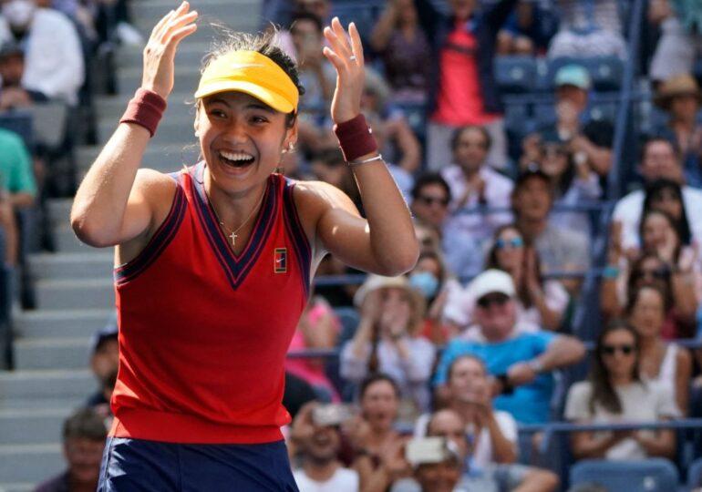 Salt uriaș în clasamentul WTA pentru Emma Răducanu