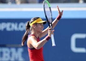 Emma Răducanu scrie istorie la US Open