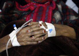Peste 2.100 de oameni au murit de holeră în Nigeria anul acesta