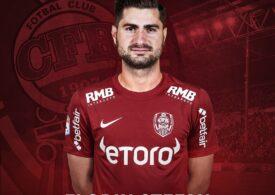 CFR Cluj a anunțat trei transferuri într-o zi