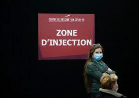 Franţa a lansat campania de vaccinare cu a treia doză: 200.000 de oameni s-au programat deja