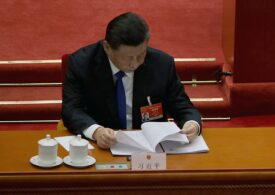 """Xi Jinping spune că relaţiile dintre China şi Taiwan sunt """"întunecate"""""""