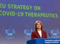 Comisia Europeană cumpără un tratament anti-COVID revoluționar cu anticorpi monoclonali