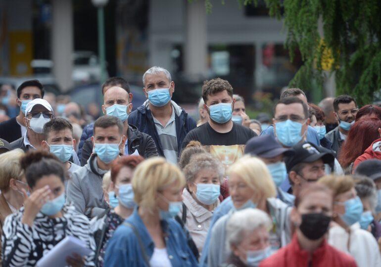 8 orașe și 71 comune au incidență de peste 6 la mie: Un oraș din Ilfov se apropie de 8 la mie, o comună a depășit 13 la mie