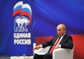 Partidul lui Putin câștigă alegerile din Rusia, iar pe locul doi sunt comuniștii - rezultate parțiale