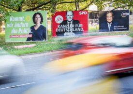 Alegeri în Germania: Creştin-democraţii (CDU) şi social-democraţii (SPD) sunt umăr la umăr - exit-poll