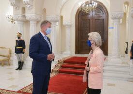 Comisia Europeană a aprobat PNRR-ul României. Iohannis: Este o victorie de etapă. Ursula von der Leyen: Partea cea mai grea începe acum (Foto & Video)