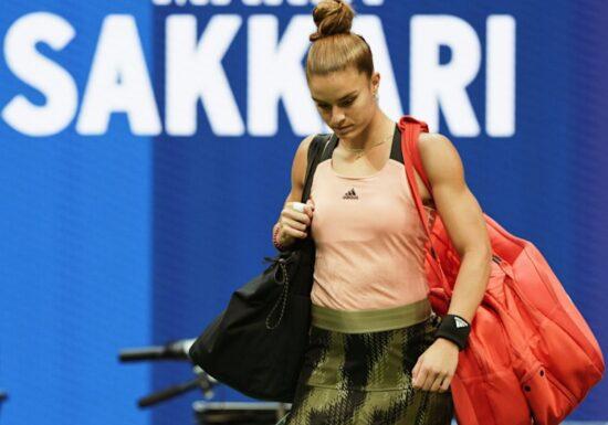 Maria Sakkari s-a retras de la Moscova după ce a învins-o pe Simona Halep